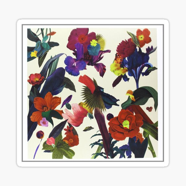 Washed Out - Paracosm Sticker