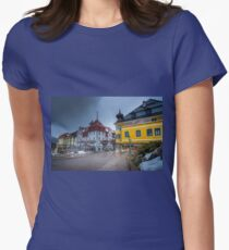 Mariazell, Austria Womens Fitted T-Shirt