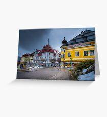 Mariazell, Austria Greeting Card