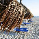 beach umbrella by supermimai