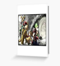 The little inkling hunt Greeting Card