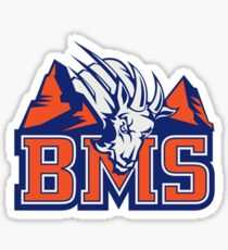 Blue Mountain State Logo Sticker