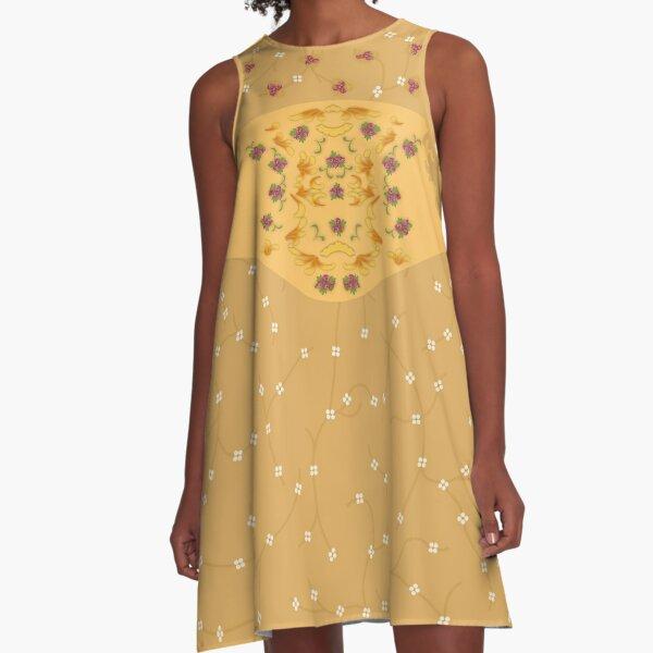 Picnic Day Dress A-Line Dress