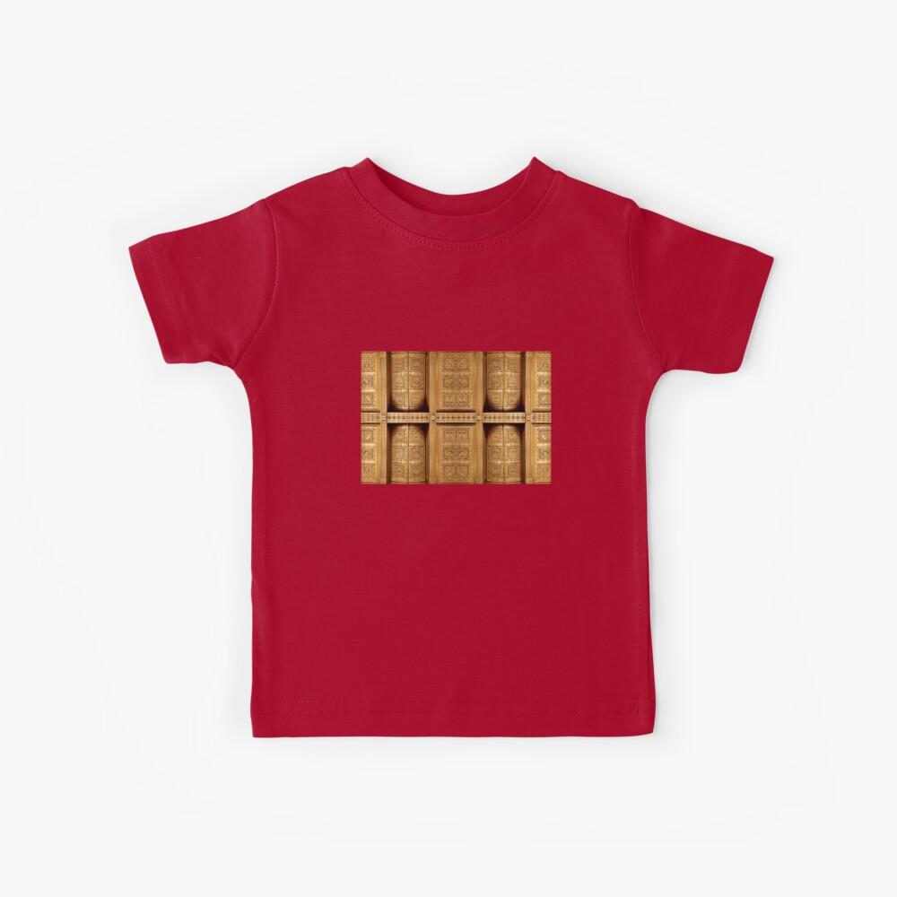 Goldener Käfig Kinder T-Shirt