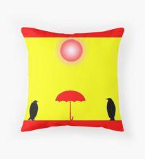 ...Penguin... Throw Pillow