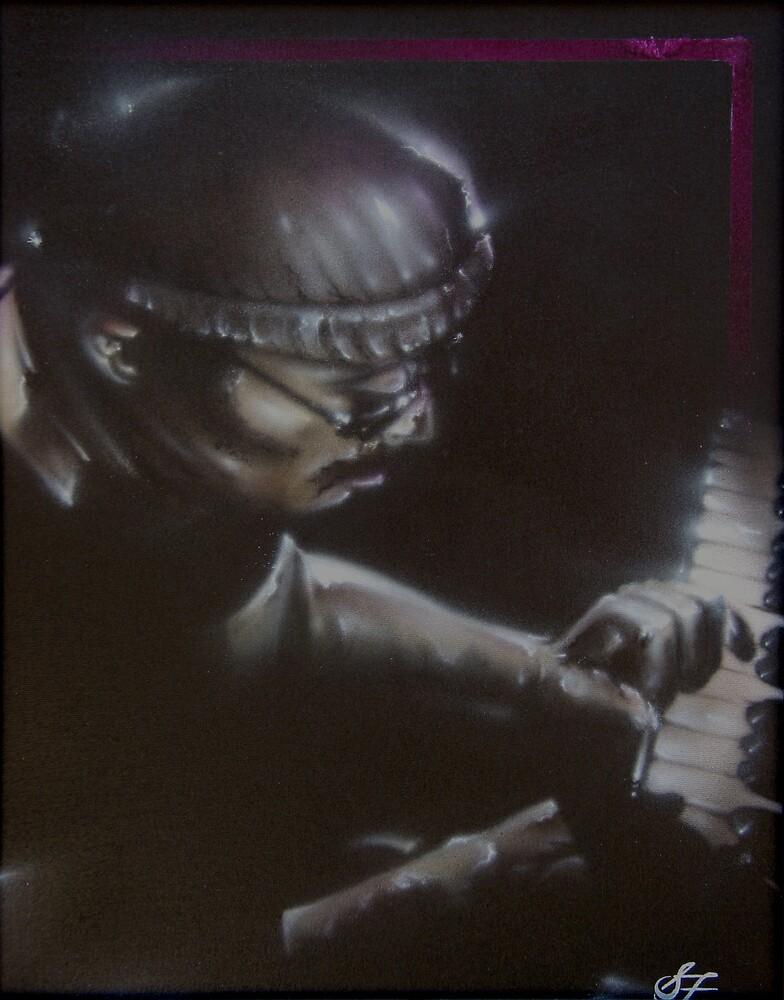 keys 3 by steve feltham