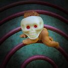 Skull Baby  by barbsobel