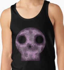 Purple Skull Decay Tank Top
