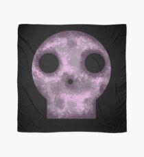 Purple Skull Decay Scarf