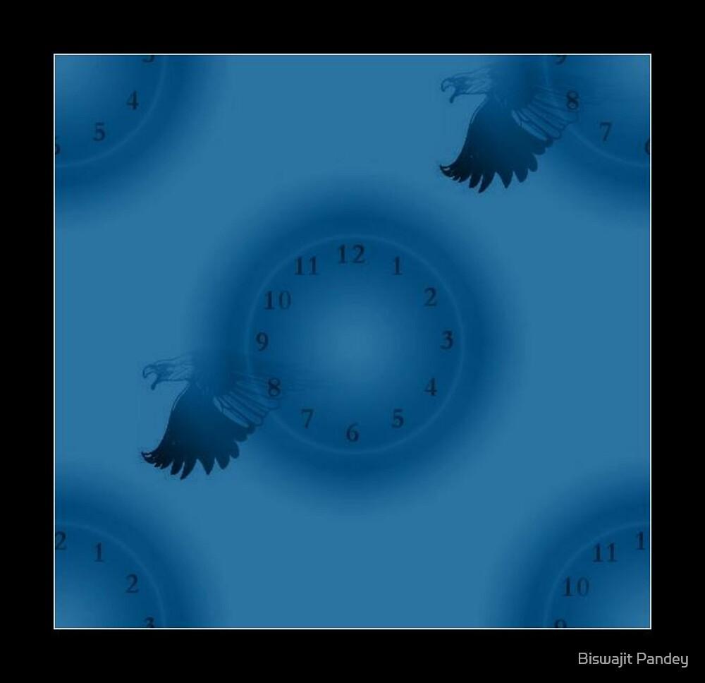 ~*~Flying in the Infinite Ocean of time~*~ by Biswajit Pandey