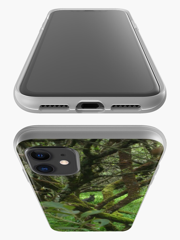 Alternate view of Ballaugh Curraghs iPhone Case & Cover