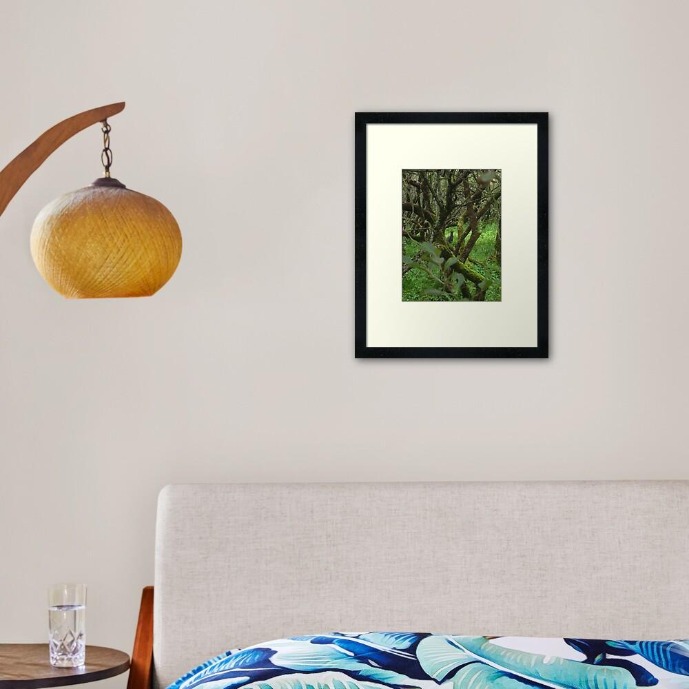 Ballaugh Curraghs Framed Art Print