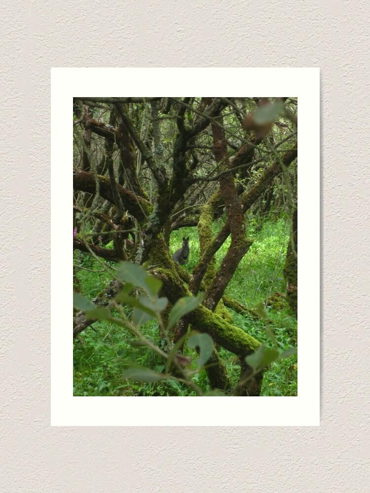 Alternate view of Ballaugh Curraghs Art Print