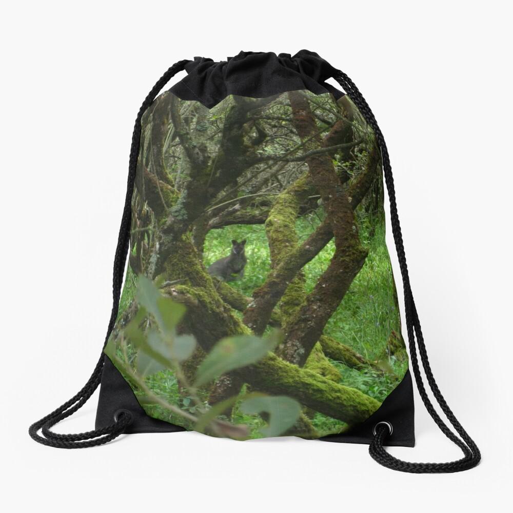 Ballaugh Curraghs Drawstring Bag