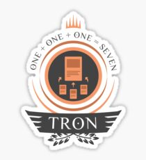 Magic the Gathering - Tron Life V3 Sticker