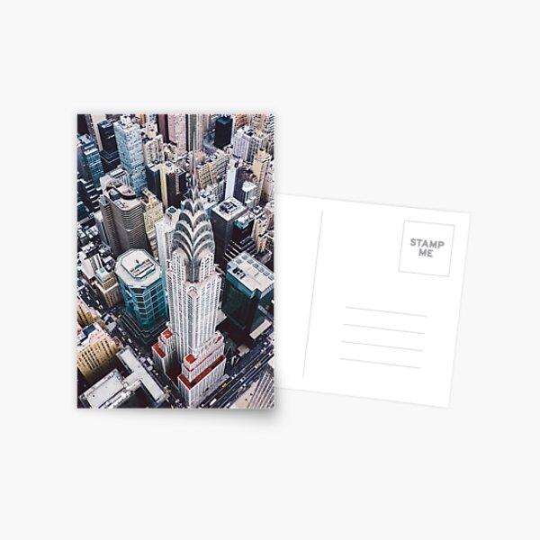 Chrysler Postcard