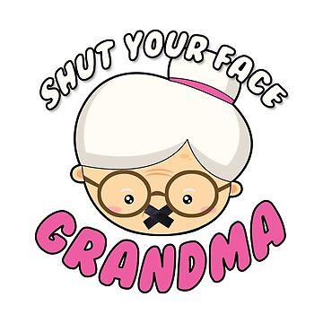 Cállate abuela de AKindChap