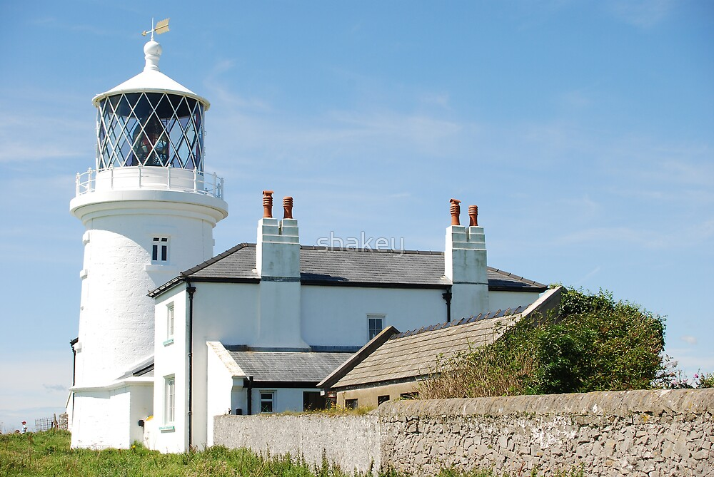 Caldy Lighthouse by shakey