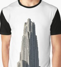 Cathedral of Learning Graphic T-Shirt