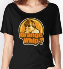 Orange Whip ? Women's Relaxed Fit T-Shirt