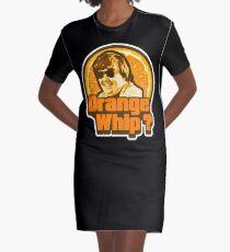 Orange Whip ? Graphic T-Shirt Dress