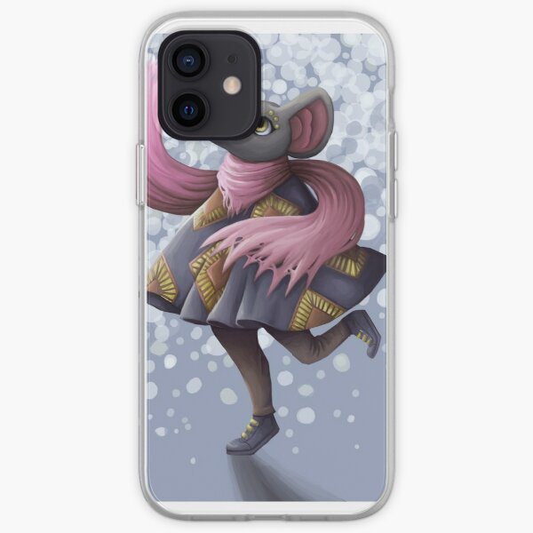 mouse char iPhone Soft Case