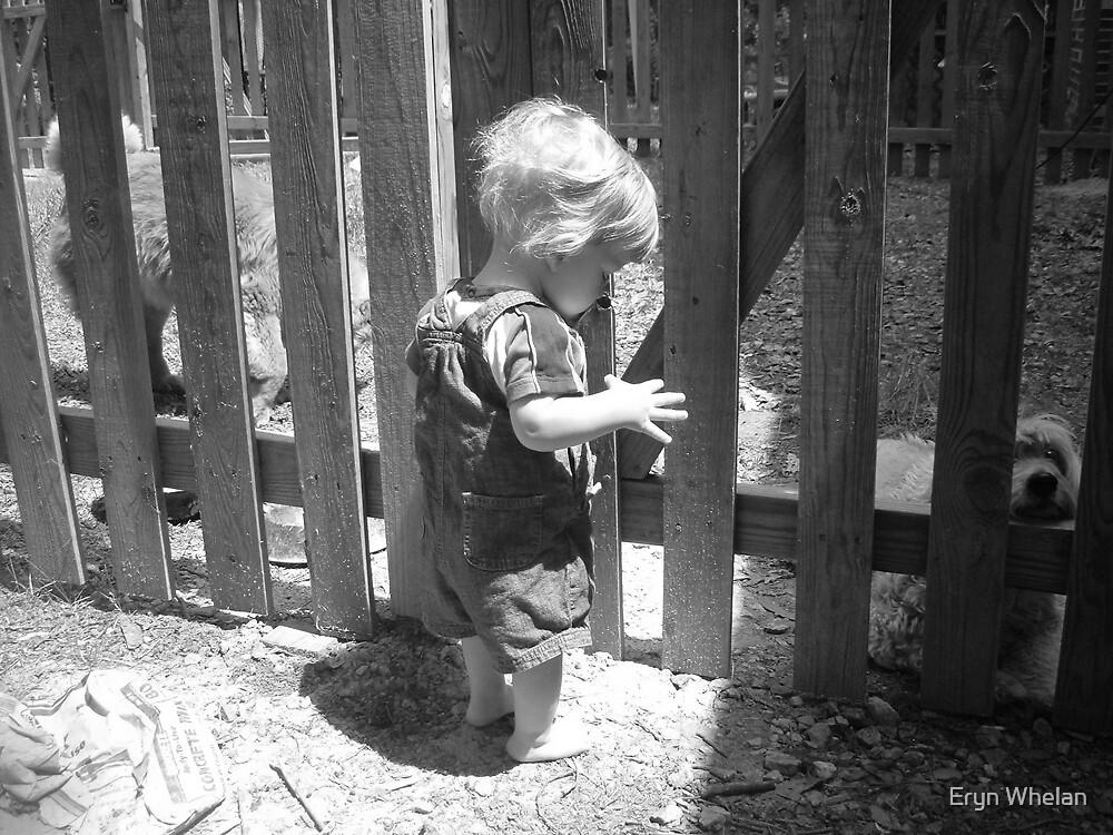 childlike glances by Eryn Whelan