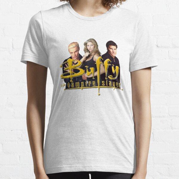 Buffy la caza vampiros Camiseta esencial