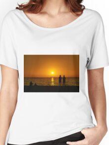 Sunset Watch Women's Relaxed Fit T-Shirt