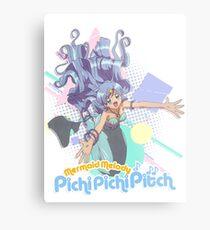 """Hanon """"Pichi Pichi Pitch"""" Metal Print"""