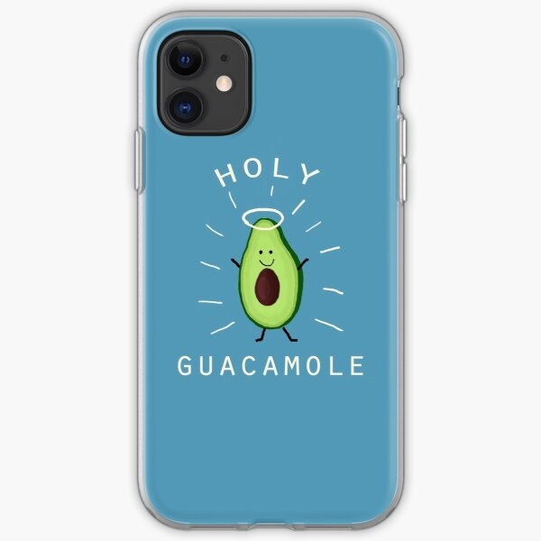 holy guacamole! iPhone Soft Case
