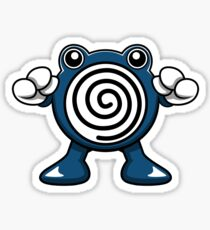 Pokémon Poliwhirl Sticker