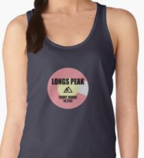 Longs Peak Women's Tank Top