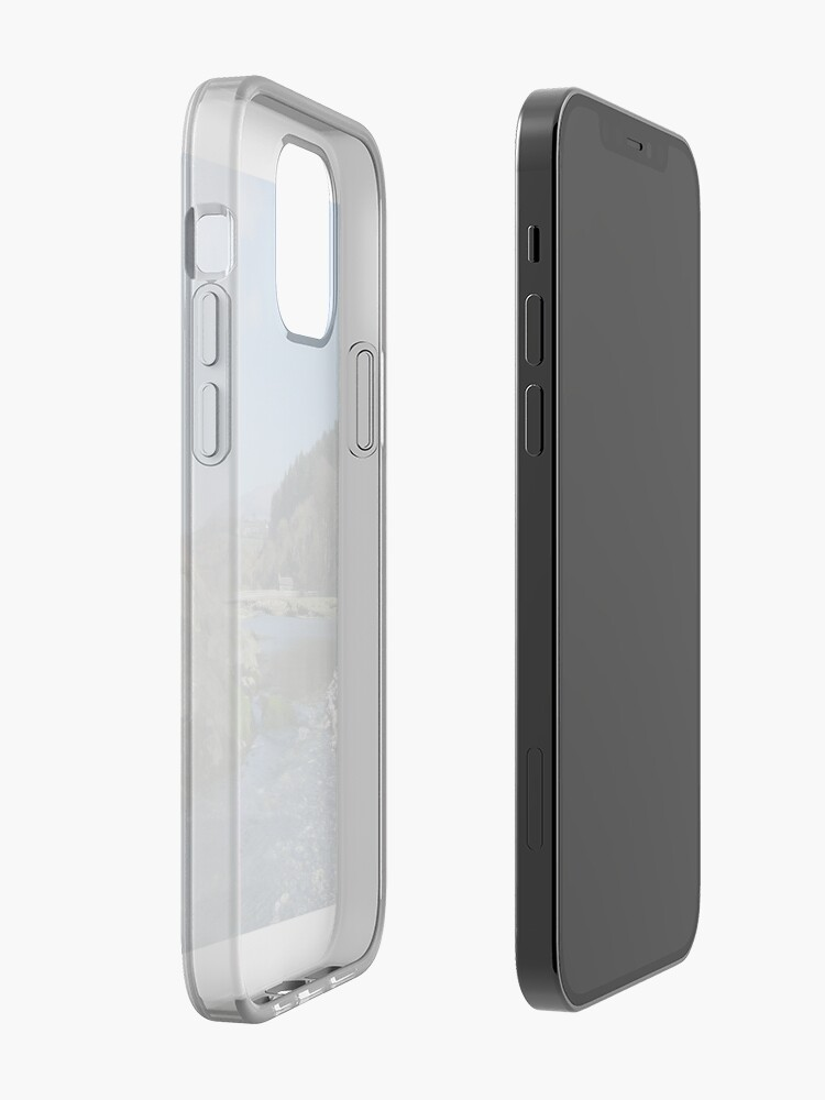 Alternate view of Port Cornaa iPhone Case & Cover