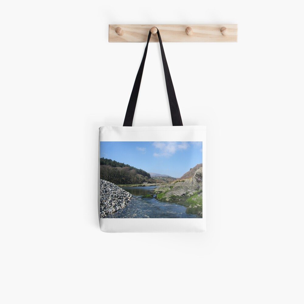 Port Cornaa Tote Bag