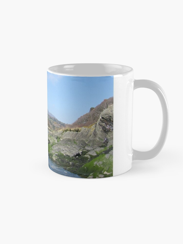 Alternate view of Port Cornaa Mug