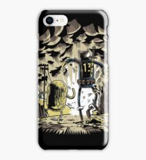 Wasteland Time iPhone Case/Skin