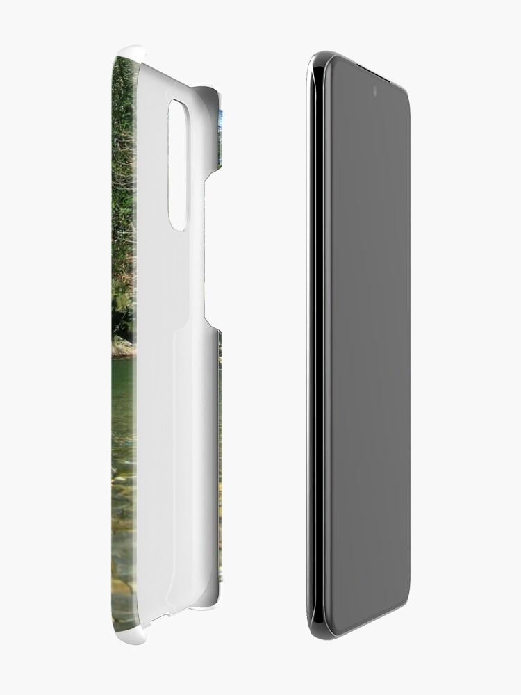 Alternate view of Port Cornaa Case & Skin for Samsung Galaxy
