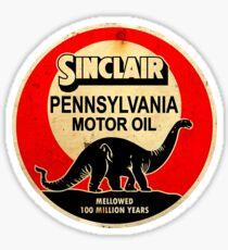 Sinclair Oil - Vintage Sticker