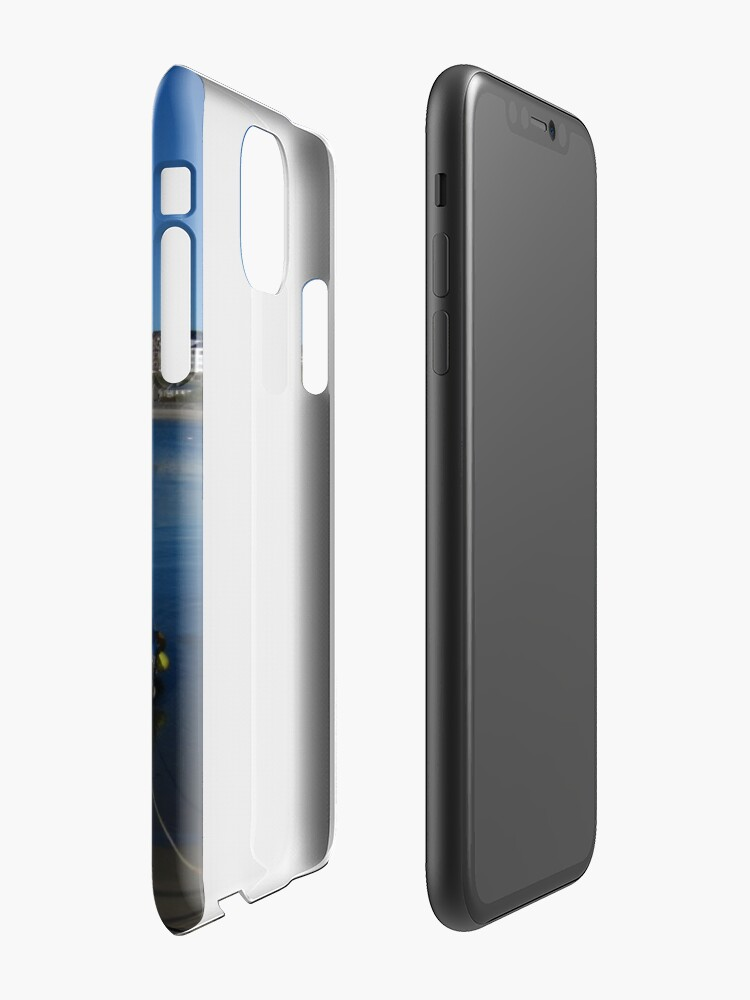 Alternate view of Port Erin iPhone Case & Cover