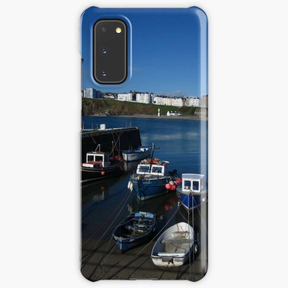 Port Erin Case & Skin for Samsung Galaxy