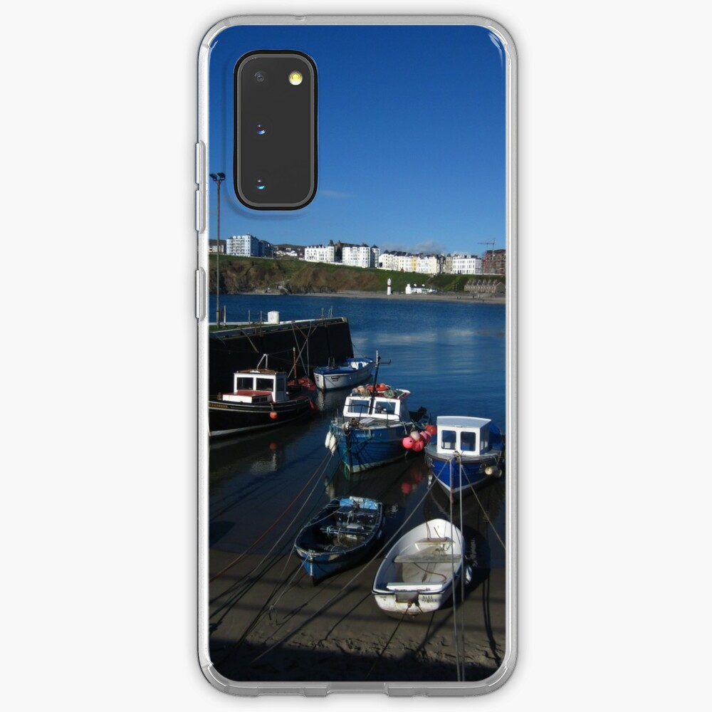 Port Erin Case & Skin for Samsung Galaxy