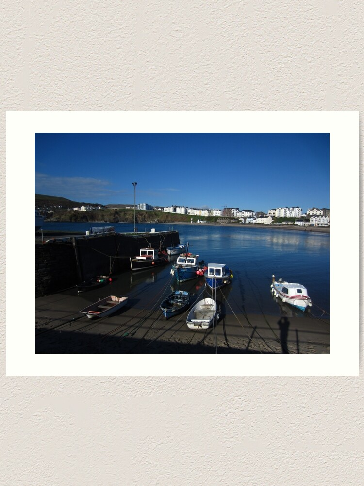 Alternate view of Port Erin Art Print