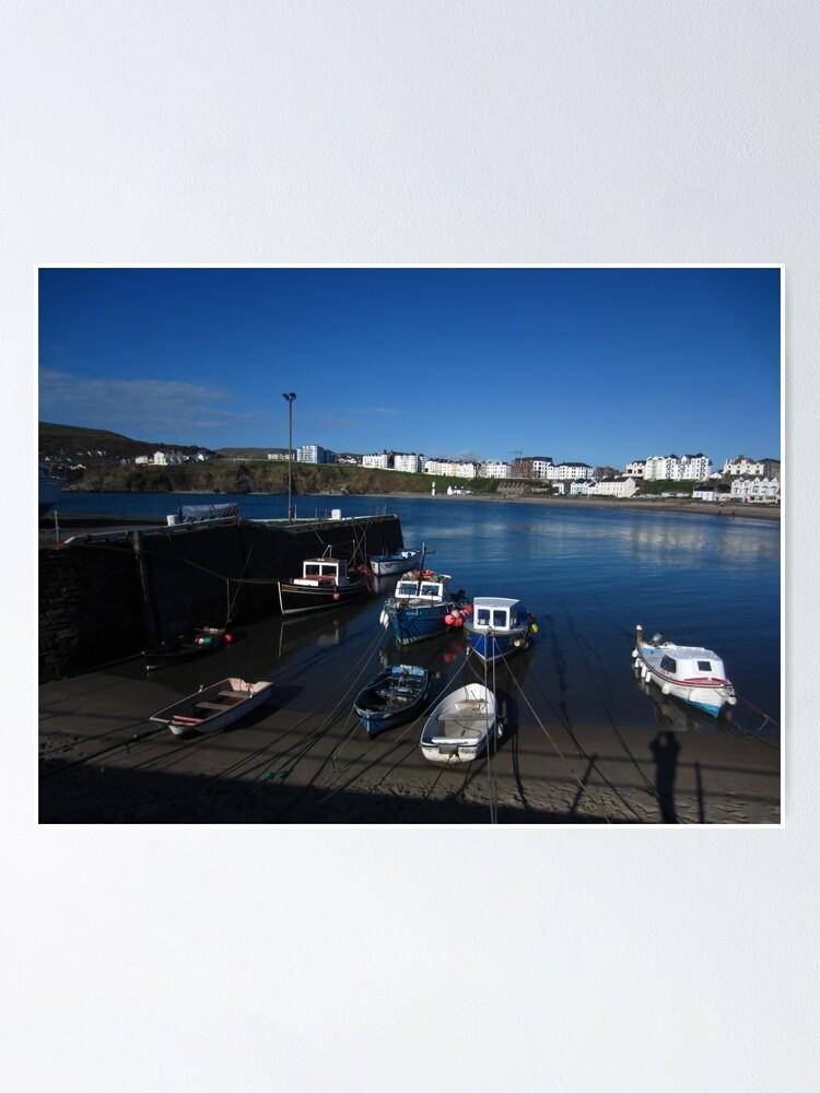 Alternate view of Port Erin Poster
