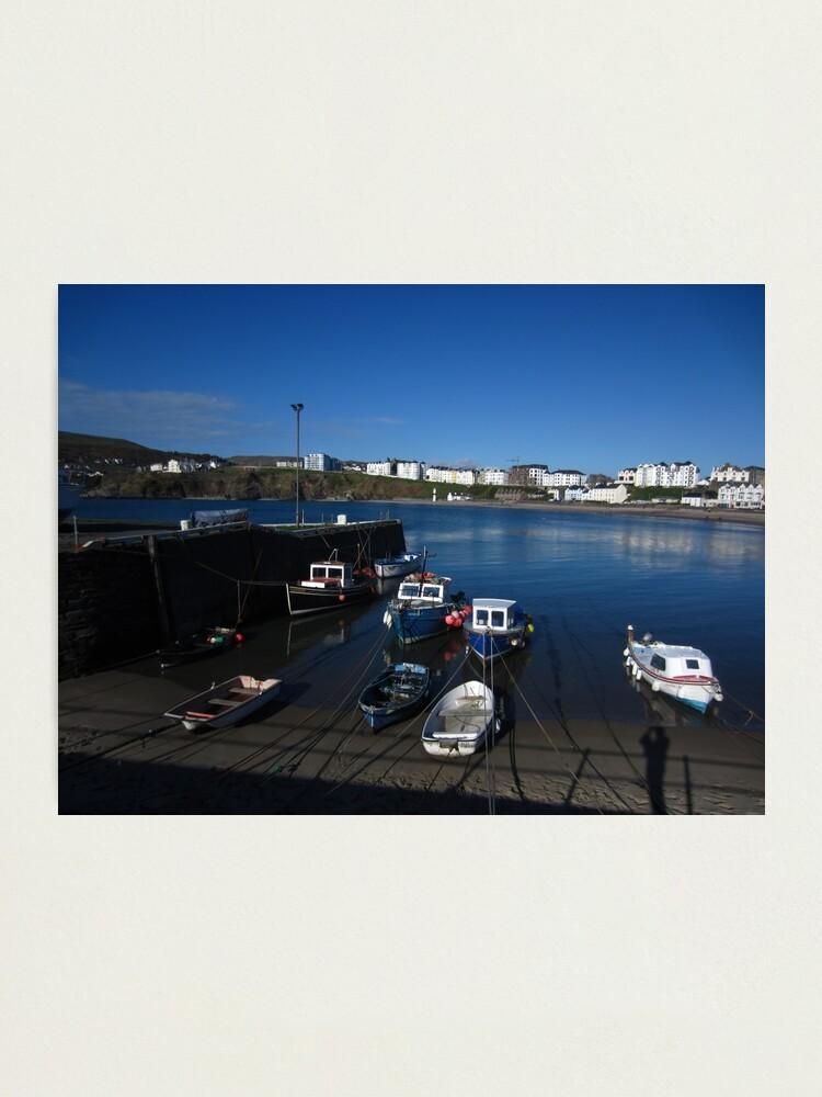 Alternate view of Port Erin Photographic Print