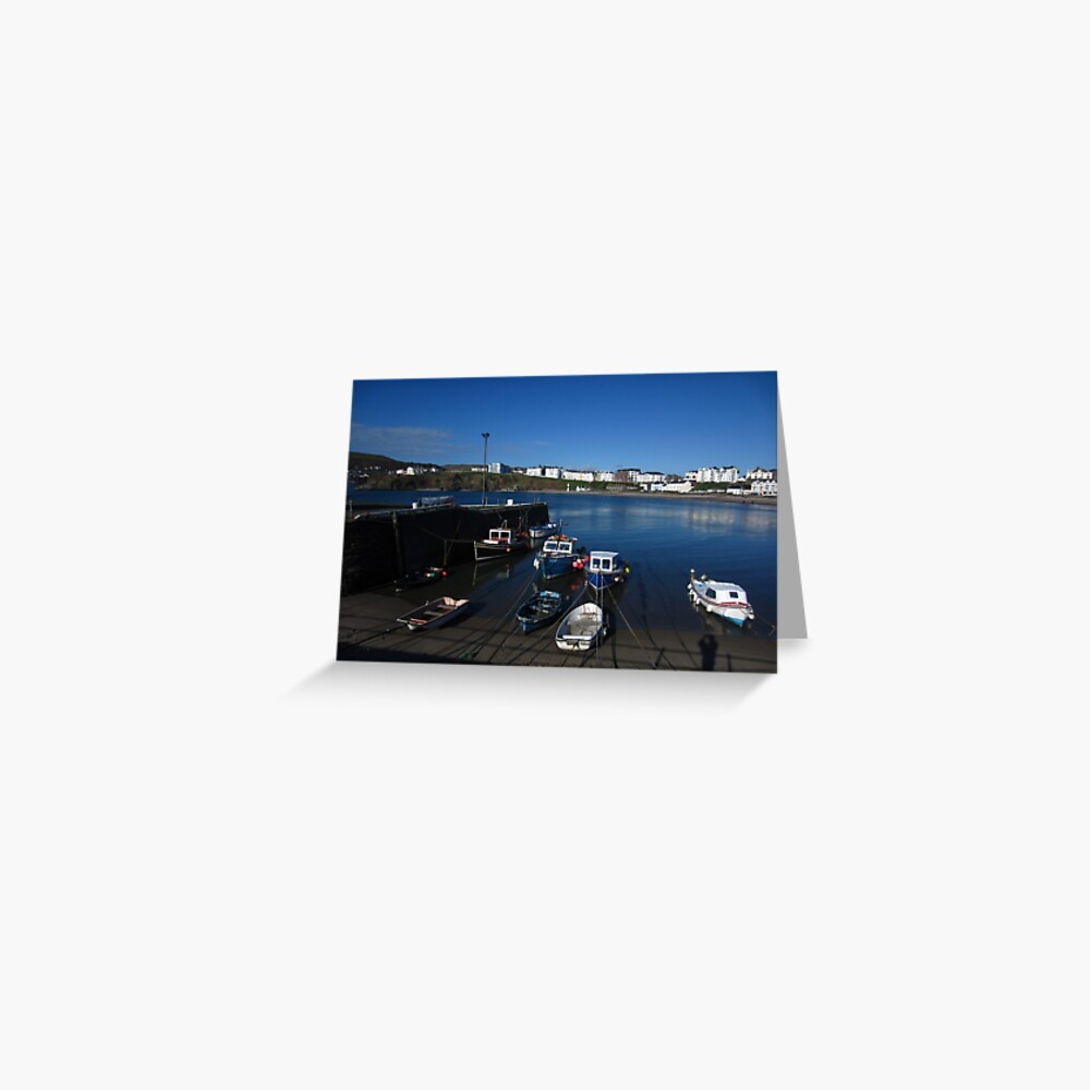 Port Erin Greeting Card