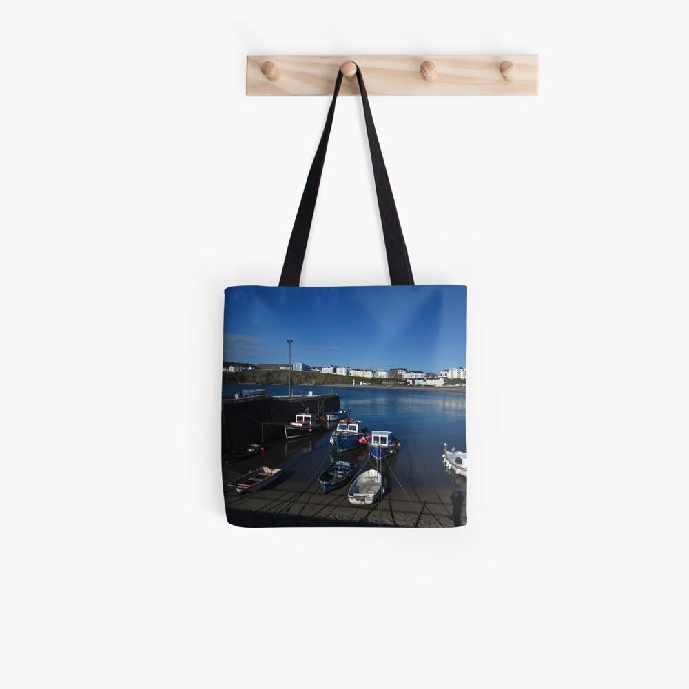Port Erin Tote Bag