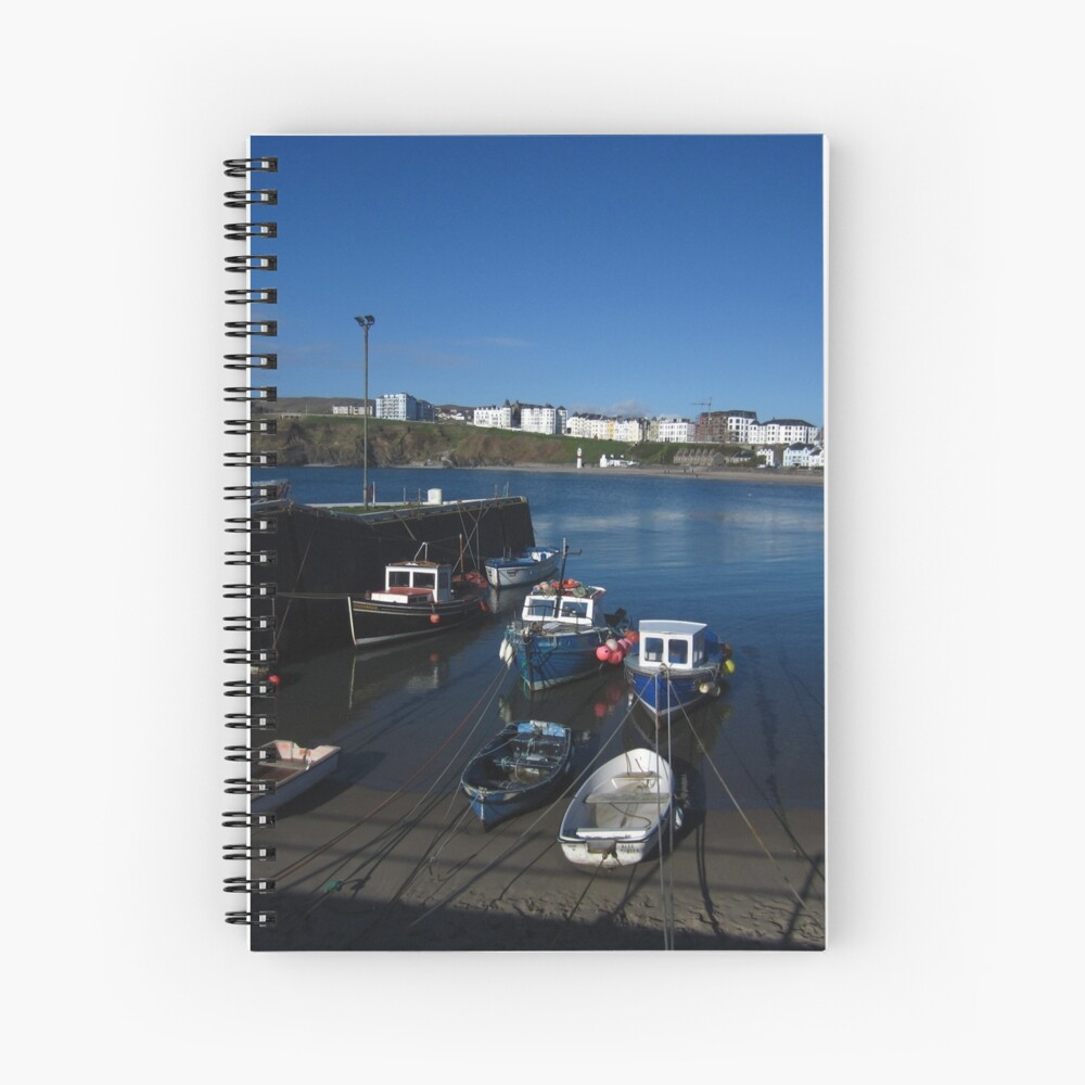 Port Erin Spiral Notebook