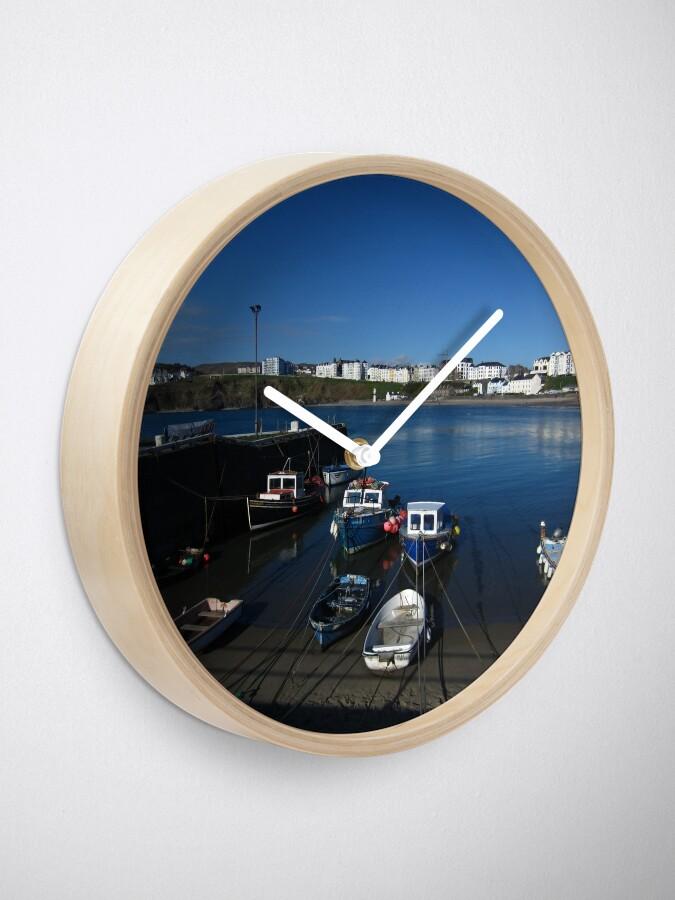 Alternate view of Port Erin Clock