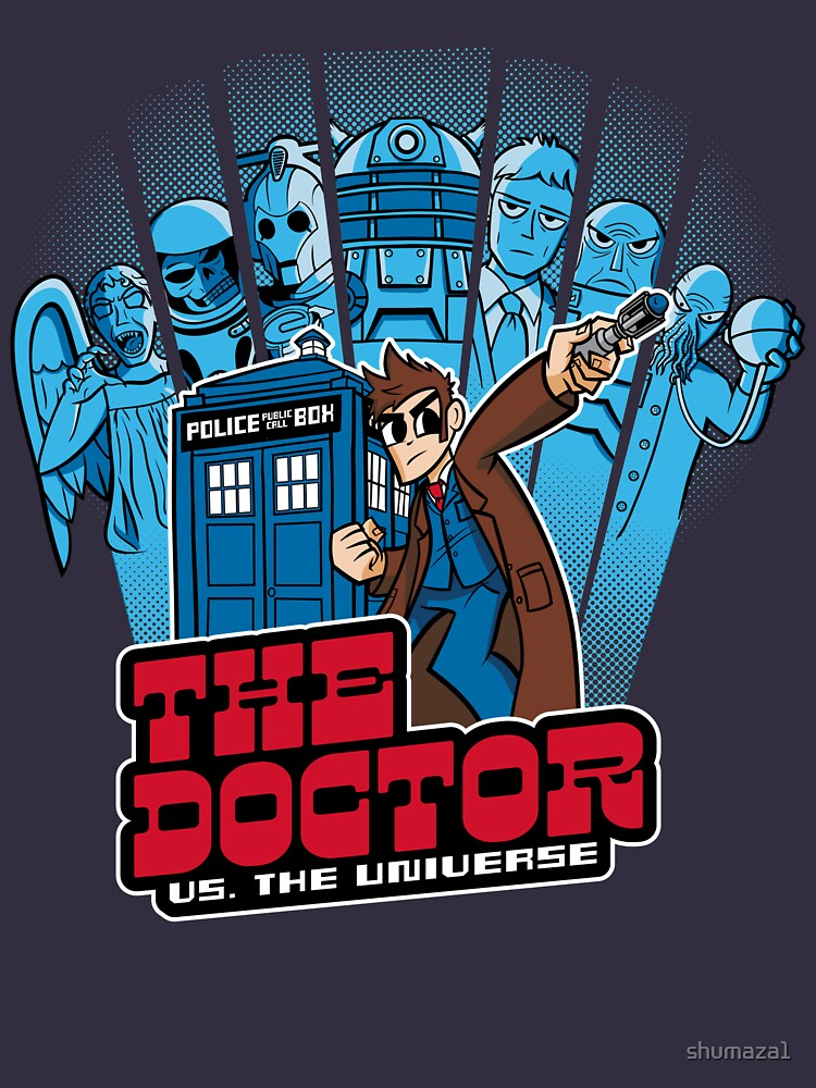 Doctor Pilgrim 10th Edition | Unisex T-Shirt